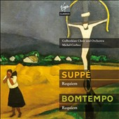 Supp&#233;: Requiem; Bontempo: Requiem / Michel Corboz