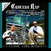 Various Artists: Chicano Rap: Oldies Are Forever [Box] [PA]