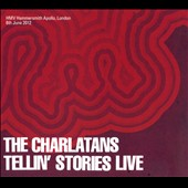 The Charlatans UK: Tellin' Stories Live [Digipak] *