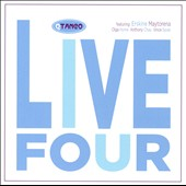 QTango: Live Four [Slipcase]