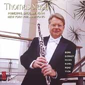 New York Legends - Thomas Stacy, Principal English Horn