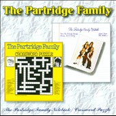 The Partridge Family: Partridge Family Notebook/Crossword Puzzle