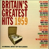 Various Artists: Britain's Greatest Hits 1959