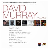 David Murray (Sax/Bass Clarinet): The Complete Remastered Recordings on Black Saint & Soul Note, Vol. 2
