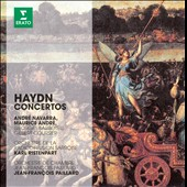 Haydn: Concertos / André Navarra, cello; Maurice André, trumpet; George Barboteu, horn; Gilbert Coursier, horn