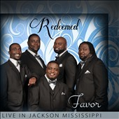 Redeemed: Favor: Live in Jackson Ms [DVD]