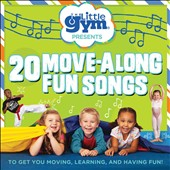 Little Gym: Little Gym: 20 Move-Along Fun Songs