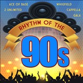 Various Artists: Rhythm of the 90's