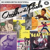 Various Artists: Big Screen British Rock'n'roll: Quiffs At the Flicks [Box]