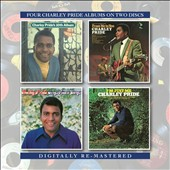 Charley Pride: Charley Pride's 10th Album/From Me to You/Sings Heart Songs/I'm Just Me