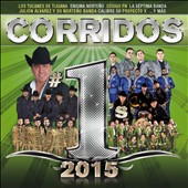 Various Artists: Corridos No. 1's 2015