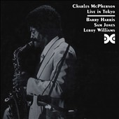 Charles McPherson: Live in Tokyo