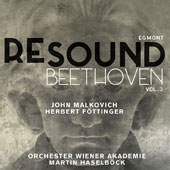 Beethoven: Egmont (German & English versions); Consecration of the House Overture