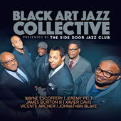 Black Art Jazz Collective: Presented by the Side Door Jazz Club [Blister]