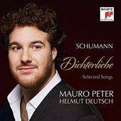 Schumann: Dichterliebe; Selected Songs
