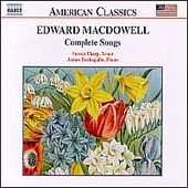 American Classics - MacDowell: Complete Songs / Tharp, et al