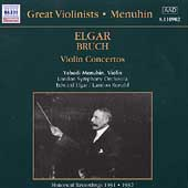 Bruch: Violin Concertos / Menuhin, Ronald, London SO