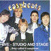 The Easybeats: Live -- Studio and Stage