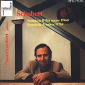 Schubert: Piano Sonatas D 960 and D 784 / Naum Grubert