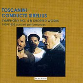 Merit - Sibelius: Symphony no 4, etc / Toscanini, NBC SO