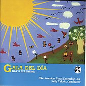 Gala del D&iacute;a - Day's Splendor / Vuksic, Americas Ensemble