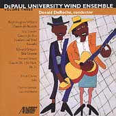 DePaul University Wind Ensemble Vol 3 - Strauss, et al