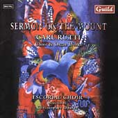 Rutti: Sermon on the Mount / Duarte, Rutti, Escorial Choir