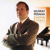 Chopin: Piano Etudes Op 25 and Op 10 / Murray Perahia
