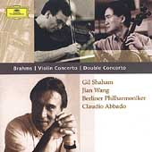 Brahms: Violin Concerto, Double Concerto / Shaham, et al