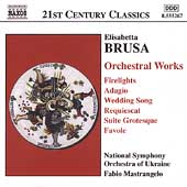 21st Century Classics - Elisabetta Brusa: Orchestral Works 2