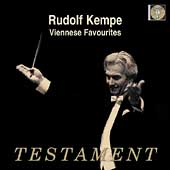 Viennese Favourites / Rudolf Kempe, Vienna Philharmonic