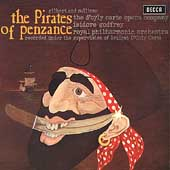 D'Oyly Carte Opera Company: Gilbert & Sullivan: The Pirates of Penzance [1968 Recording]