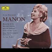 Massenet: Manon / Rudel, Sills, Gedda, New Philharmonia
