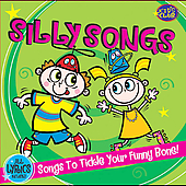 Kids Club Singers: Silly Songs [St. Clair]