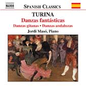 Spanish Classics - Turina: Piano Music Vol 1