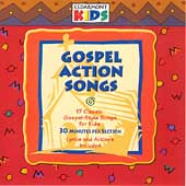 Cedarmont Kids: Gospel Action Songs
