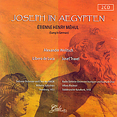 M&#233;hul: Joseph in Aegypten / Sch&#252;chter, Rischner, et al