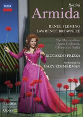 Rossini: Armida / Frizza/Met, Renee Fleming, Lawrence Brownlee [DVD]