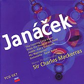 Janacek: The Operas / Mackerras, Vienna Philharmonic
