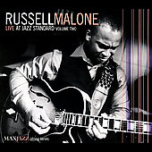 Russell Malone: Live at Jazz Standard, Vol. 2 [Digipak]