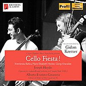 Cello Fiesta! / Hecker, Kharadze, Kremerata Baltica