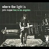 John Mayer (Adult Alternative): Where the Light Is: John Mayer Live in Los Angeles [Slipcase]