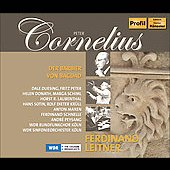 Cornelius: Der Barbier von Bagdad / Leitner, Duesing, Peter, Donath, et al
