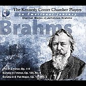 An Emotional Journey - Clarinet Works of Johannes Brahms / Kennedy Center Chamber Players