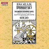 Dvorak: Symphony no 7, etc / Järvi, Scottish NO