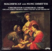Magnificat And Nunc Dimittis, Vol. 2