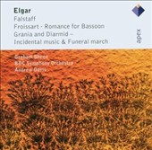 Elgar: Falstaff; Froissart; Grania and Diarmid
