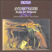 Salieri: Musica per Harmonie