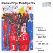 Donaueschinger Musiktage 2004