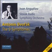 Dvorák: The 9 Symphonies